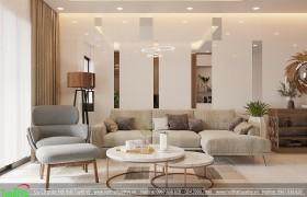 Thiết kế và thi công dự án anh An tại Seasons Avenue, Hà Nội