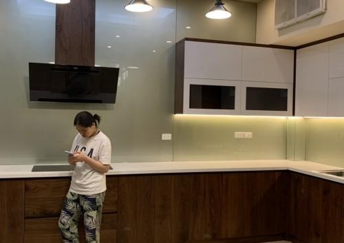 Công trình cải tạo khu vực khách bếp nhà khách hàng chị Thắng ( Vũ Trọng Phụng )