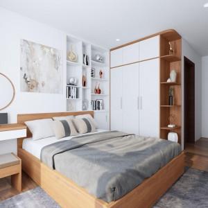 Nội thất đẹp tại dự án căn hộ cô Trinh Imperia Garden Nguyễn Tuân ai cũng khao khát