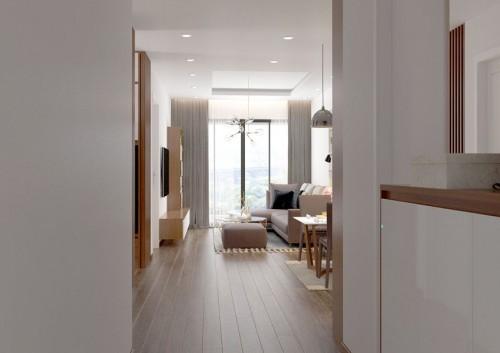 Thiết kế nội thất chung cư Gamuda City