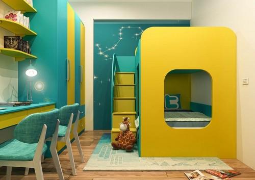 Thiết kế nội thất chung cư One 18 Ngọc Lâm