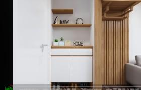 Thiết kế nội thất P902 - HH2 - Chung cư Meco Complex - 84m2