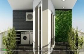 Thiết kế, thi công nội thất chung cư Ecolife
