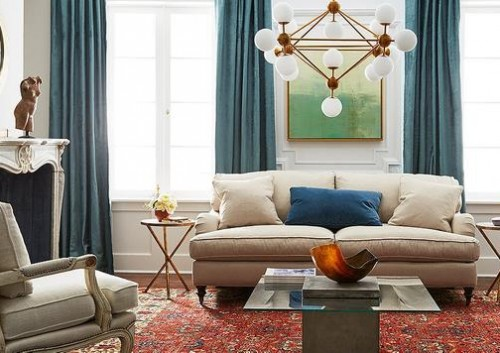 Mẹo phối hợp nội thất hiện đại và truyền thống trong một căn hộ
