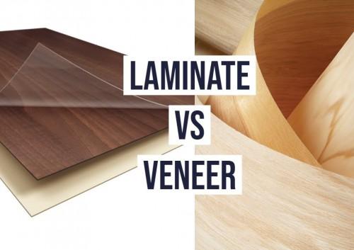 Veneer và laminate: Chất liệu nào tốt hơn?