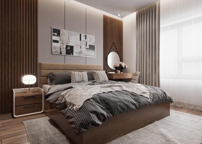 Thiết kế thi công phòng ngủ khách hàng anh Tuấn Anh ( Hải Dương )