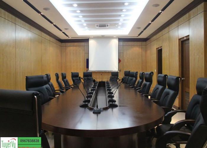 Nội thất phòng họp cao cấp PH02