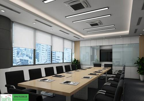 Nội thất phòng họp hiện đại PH05