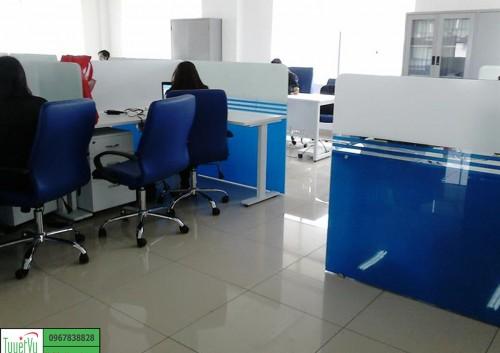Nội thất phòng nhân viên hiện đại - PNV01