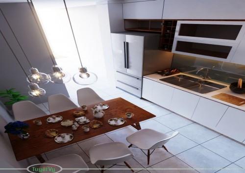 Phòng bếp đẹp - PB01