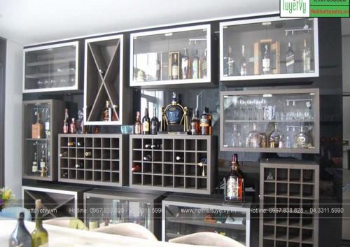 Tủ rượu đẹp TR16