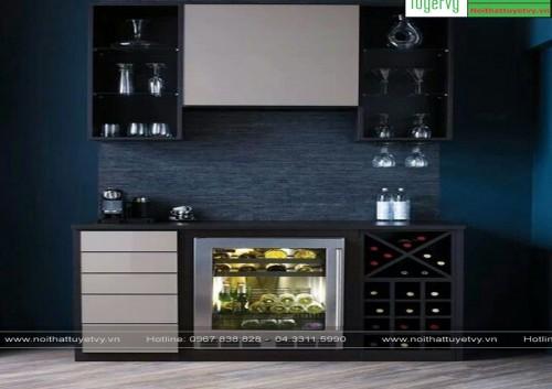 Tủ rượu phòng khách TR06