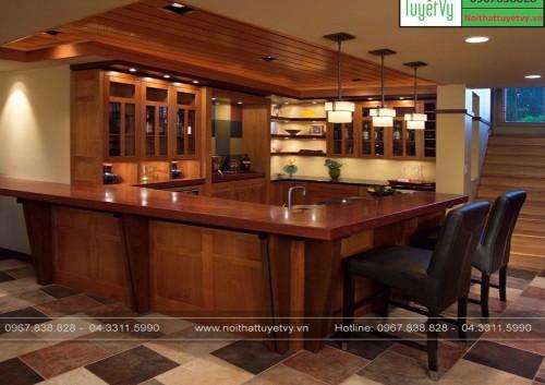 Tủ rượu quầy bar TR15