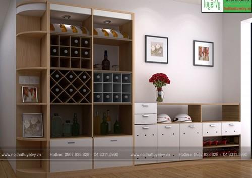 Tủ rượu vang TR10