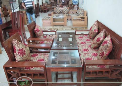 Bộ bàn ghế đơn giản - BG04