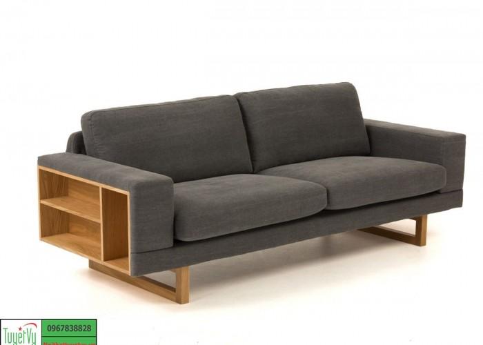 Bàn ghế gỗ đẹp phòng khách BG11