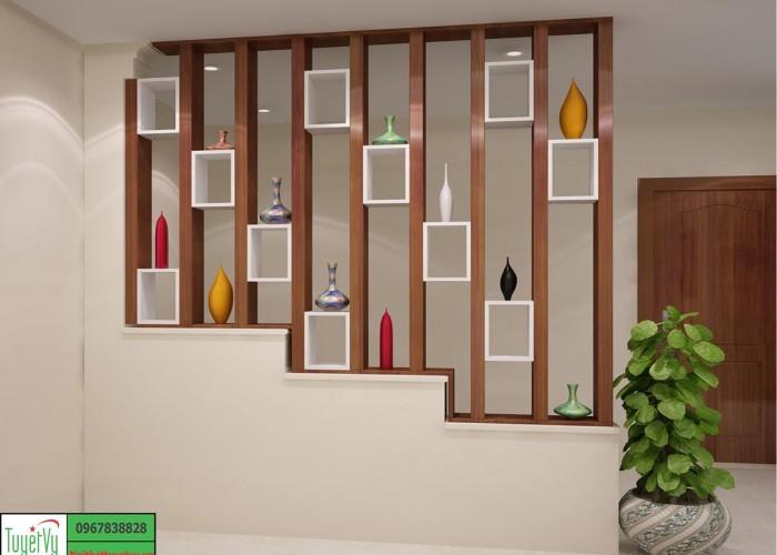 Vách ngăn gỗ đẹp VN04