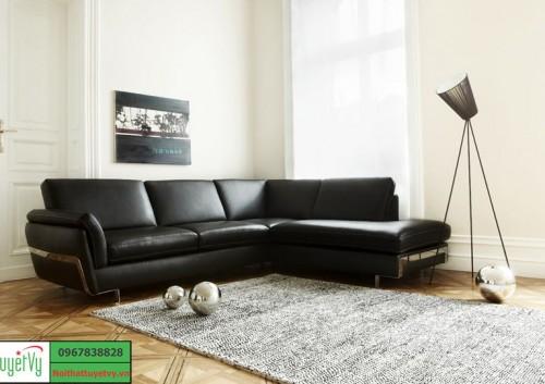 Sofa Da cao cấp SFD07