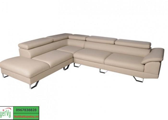 Bộ Sofa Da phòng khách đẹp SFD10