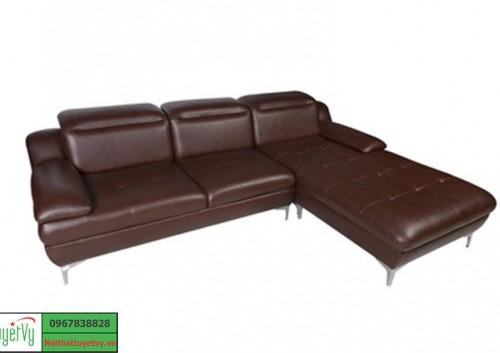 Sofa Da thật SFD08
