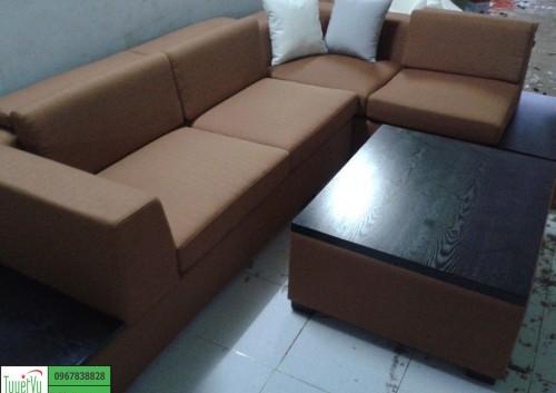 Sofa Nỉ cao cấp SFN09