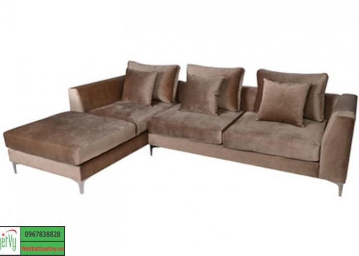 Sofa Nỉ hiện đại SFN08
