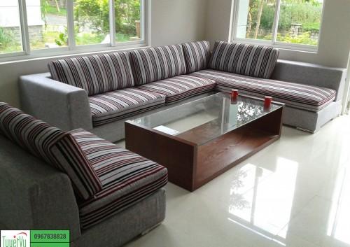 Sofa phòng khách đẹp SFN05