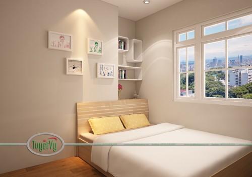 Giường ngủ đẹp - GN04