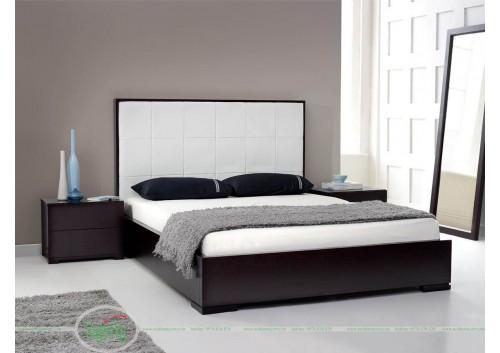 Giường ngủ gỗ công nghiệp năm 2017 - GN07