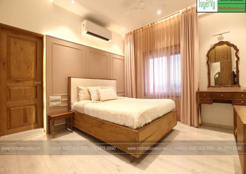 Giường ngủ kiểu Hàn Quốc GN18