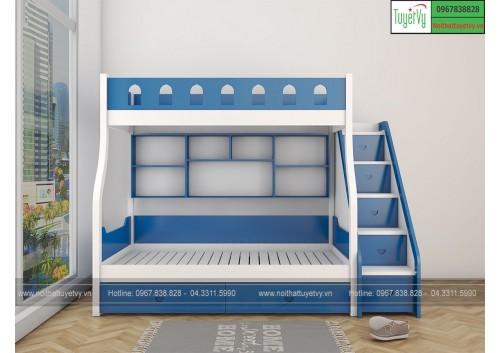 Giường tầng cho bé GT03