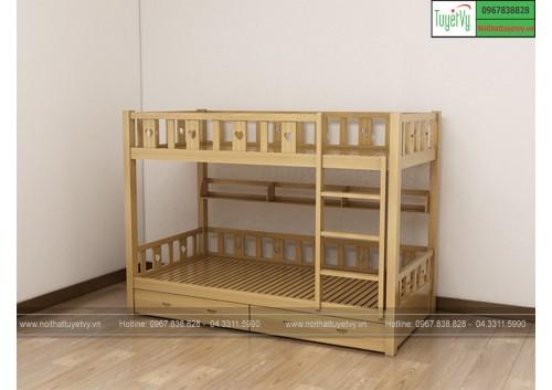 Giường tầng cho người lớn GT01