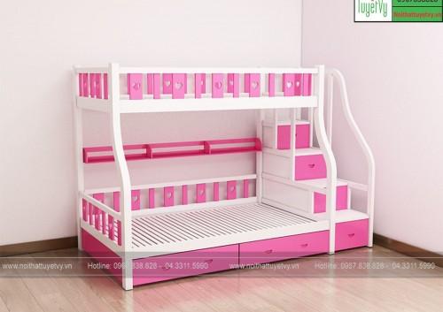 Giường tầng trẻ em GT02