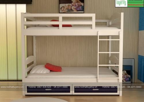 Mẫu giường tầng GT13