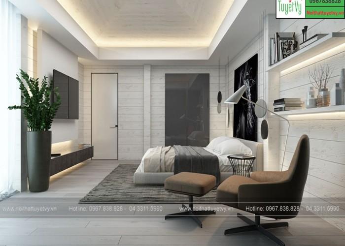 Mẫu phòng ngủ đẹp - PNBM06