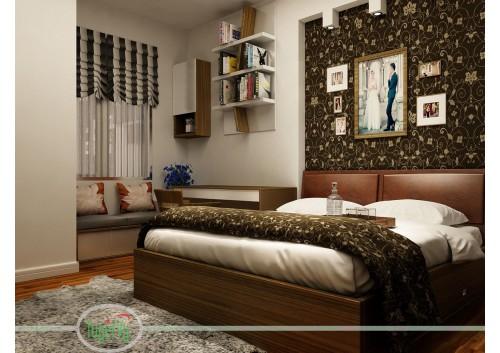 Nội thất phòng ngủ đẹp - PNBM03