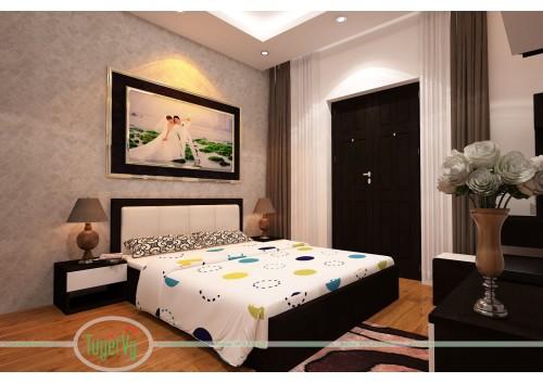Phòng ngủ bố mẹ hiện đại - PNBM02