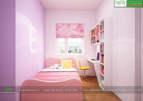 Nội thất phòng ngủ trẻ em PNTE07