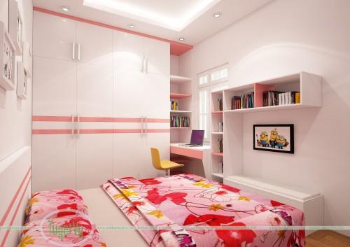 Phòng ngủ bé gái - PNTE03