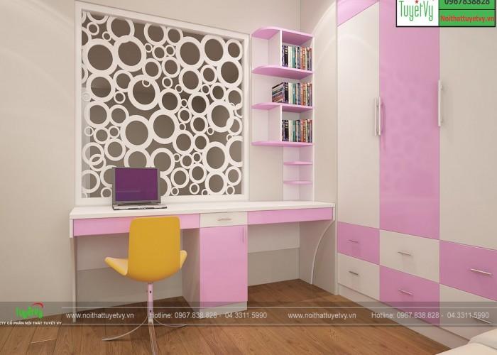 Phòng ngủ trẻ em PNTE05