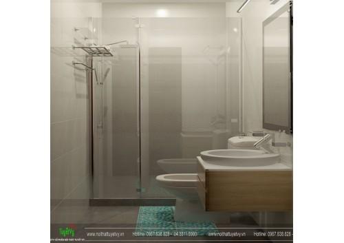 Phòng tắm kính - WC04