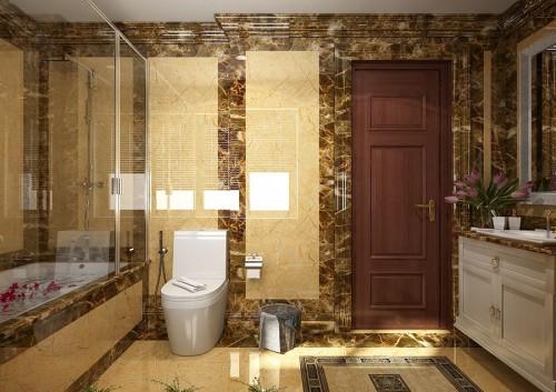 Mẫu phòng tắm đẹp - WC05