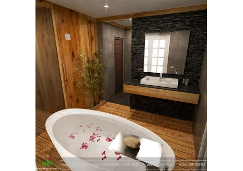 Mẫu nhà tắm đẹp - WC06