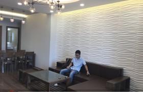Thi công nội thất chung cư Goldsilk Complex căn hộ 78m2