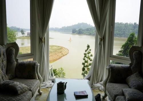 Thiết kế nội thất chung cư Eco Like View