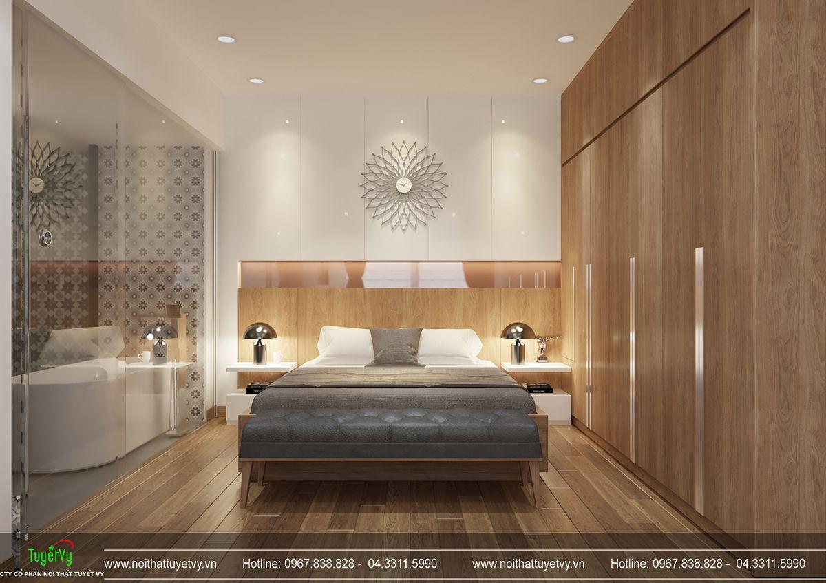Thiết kế nội thất biệt thự Linh Đàm 08