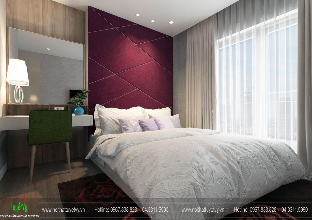 Thiết kế nội thất Anland Nam Cường
