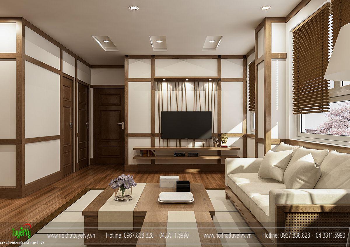 Thiết kế nội thất CT4 Vimeco