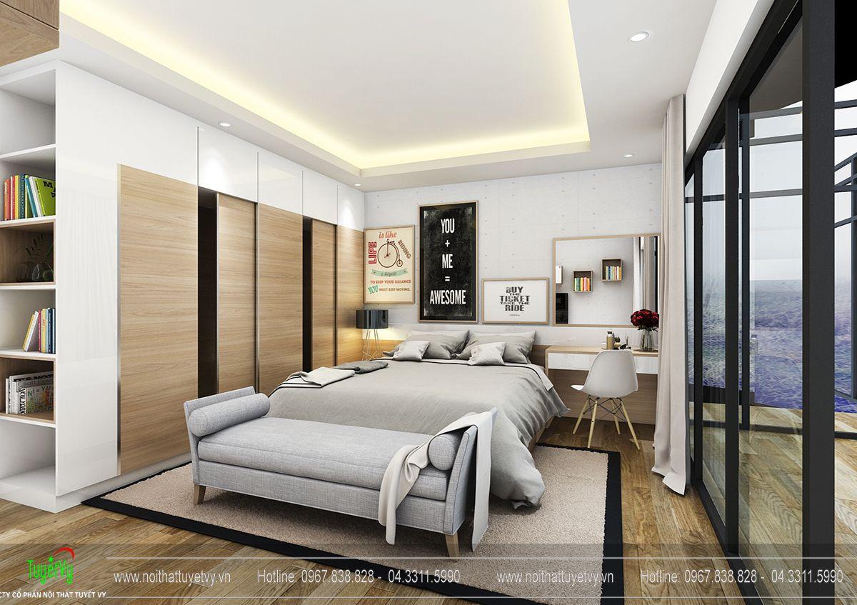 Thiết kế nội thất Eco Lake View