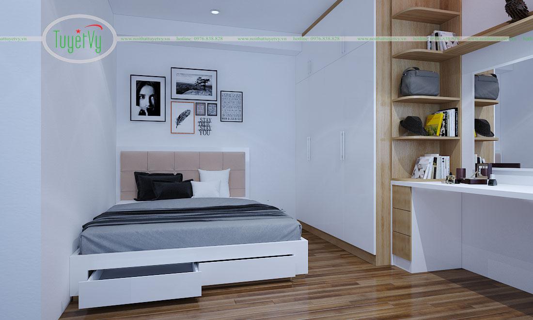 phòng ngủ bố mẹ đẹp